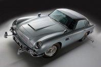 Najbolj znan Aston Martin zopet v Veliki Britaniji