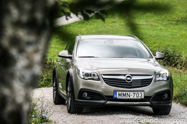 Opel Insignia Country Tourer 4x4