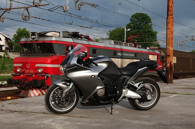 Honda VFR 1200 FD DCT