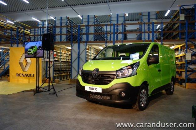 Renault Trafic (2014)