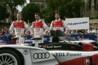 Audi postavil nov mejnik na dirki 24 ur Le Mansa