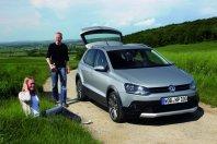 Prihaja novi VW CrossPolo