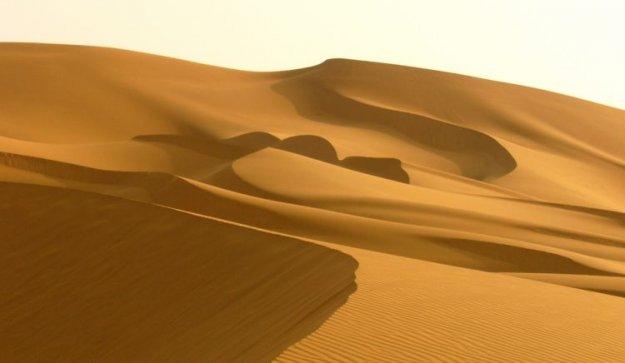 Moški so iz Sibirije … Ženske iz Sahare
