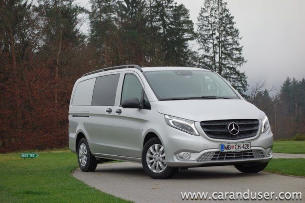 Mercedes-Benz Vito (2014)