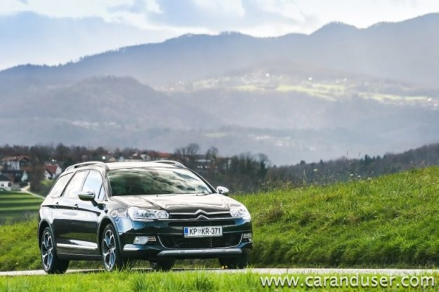 Citroen C5 CrossTourer HDi 160 Exclusive