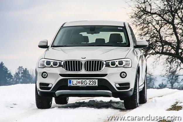 BMW X3 xDrive20d (2015)