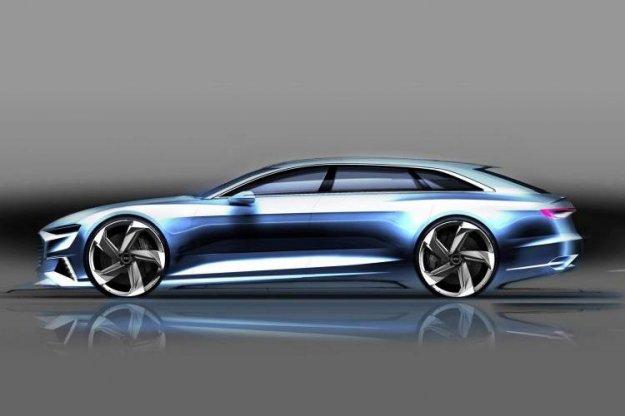 Audi karavanom napoveduje novo ero