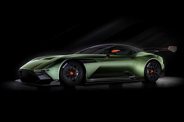 Je Vulcan pravi Aston Martin?