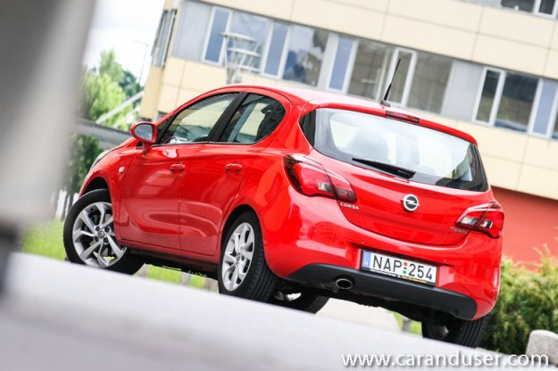 Opel Corsa 1.0 turbo Cosmo