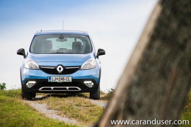 Renault Scenic Xmod dci 130 Bose