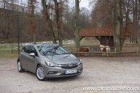 Nova Opel Astra (2015)