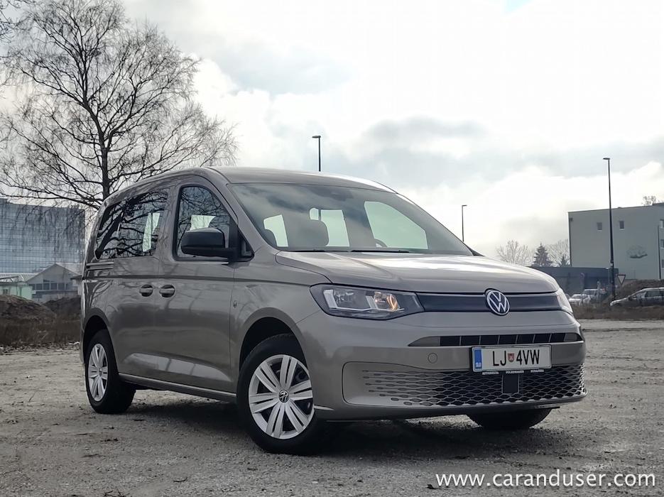 Volkswagen Caddy (2021) | Doma?e | Predstavitve ...