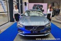Volvo s90/v90 (statična predstavitev)