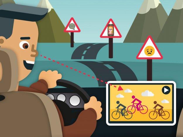 Zanimiva raziskava o navadah mladih v prometu