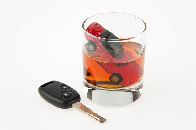 Statistika nezgod zaradi alkohola
