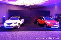 Opel Crossland X (stati?na predstavitev)