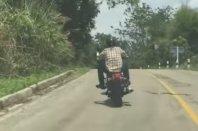 Tudi ka?e predstavljajo nevarnost za motoriste