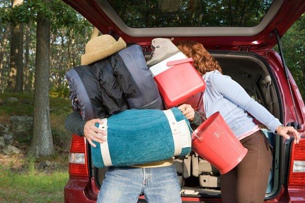 3 pravila, kako nalo�iti prtlja�nik avtomobila
