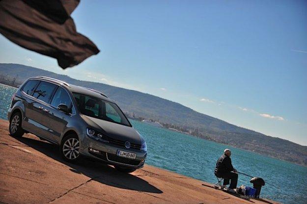 Novi Volkswagen Sharan