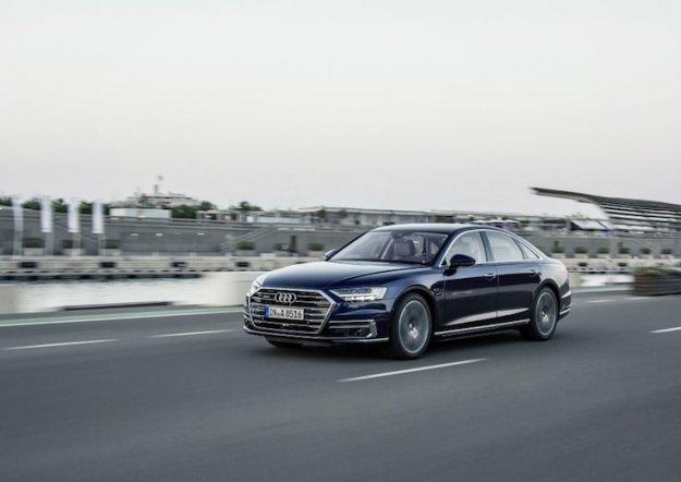 Novi Audi A8 (2018)
