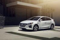 Hyundai Ioniq Priklju?ni hibrid