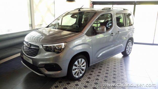 Opel Combo Life (2018) - stati?na predstavitev