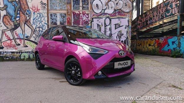 Toyota Aygo (2018)