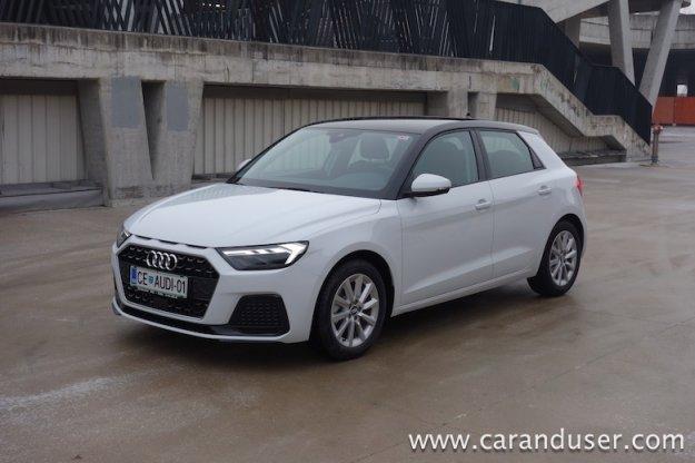 Audi A1 (2019)