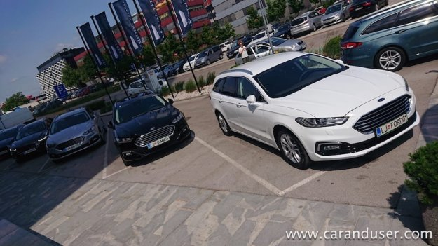 Ford Mondeo (2019)