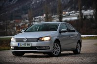 Nova Volkswagen Passat in Passat Variant
