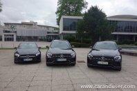 Mercedes Benz A Limuzina, GLC in GLC Coupe