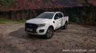 Ford Ranger in Tourneo Custom MHEV (2019)