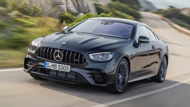 Val sve�ine za Mercedesa razreda E Coupe