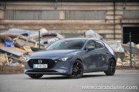 Mazda 3 Hatchback Skyactiv-X180 2WD GT-Plus