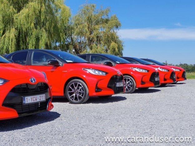 Preizkusili smo: Nova Toyota Yaris