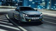 Peugeot 508 PSE: Hibridni lev je najmo?nej�i svoje vrste