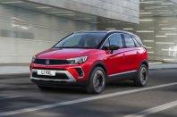 Prenovljeno: Opel Cossland (po novem brez X)