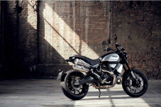 ?rnina za uvod v svet Ducati Scramblerja 1100 PRO
