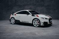 Omejeno le za doma? trg: Audi TT RS 40 Jahre