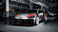 Audi RS6 GTO Concept: retro umetnina za 40 let Quattra