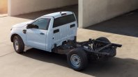 Novi Ford Ranger kot šasija s kabino