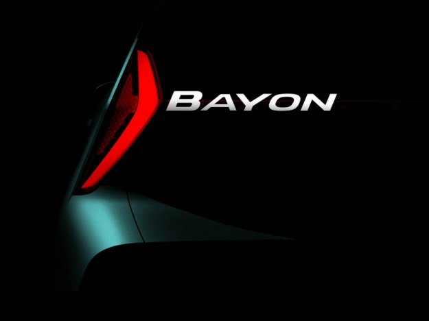 Hyundaijev novi križanec bo slišal na ime Bayon