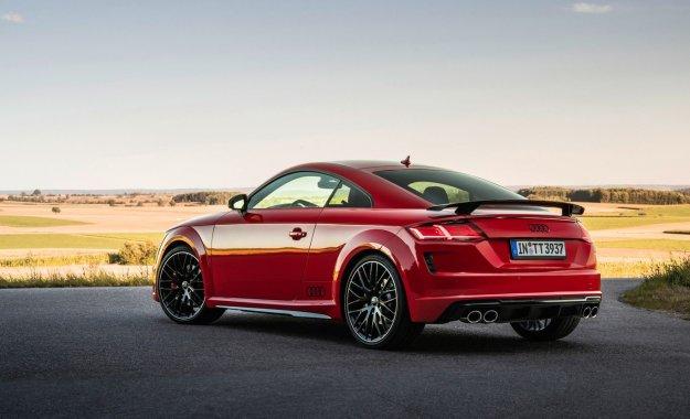 Slovo v slogu: Audi TT z ve? mo?i in novo linijo opreme