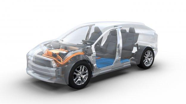 Toyota bo predstavila novega baterijsko-elektri?nega �portnega terenca