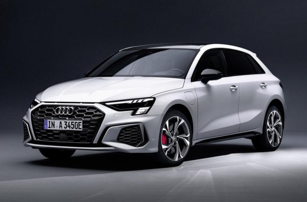 Paleta Audija A3 raz�irjena z novim priklju?nim hibridom