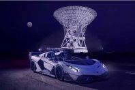 Lamborghini SC20 - unikatni brezstre�ni dirkalnik
