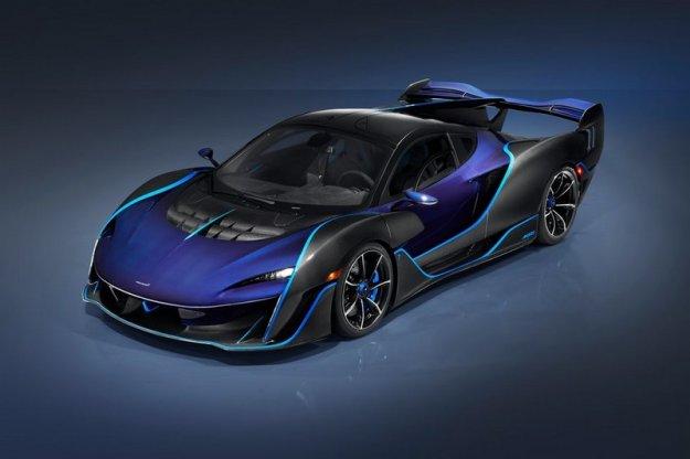 Sabre z 824 KM je najhitrej�i dvosede�ni McLaren do sedaj