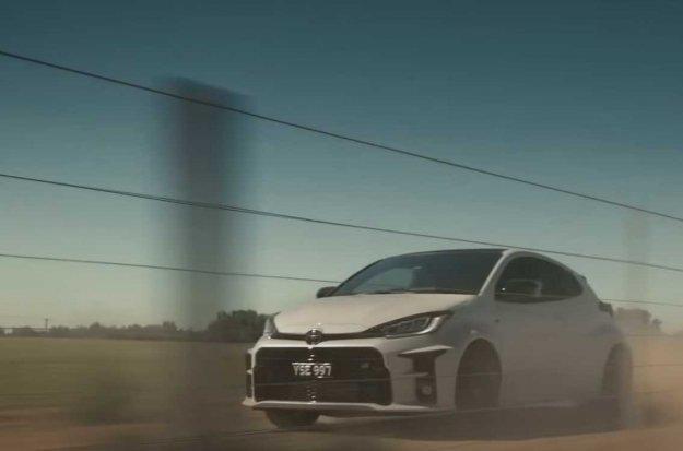 Avstralci ne odobravajo oglasa za novega Yarisa