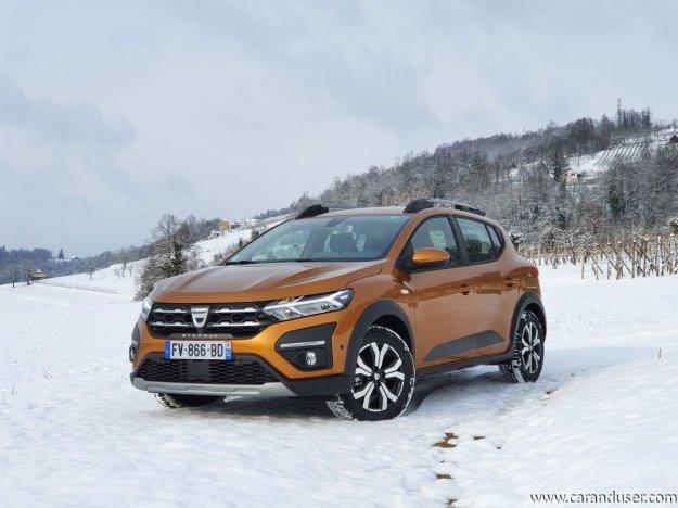 Novi Dacia Sandero in Sandero Stepway
