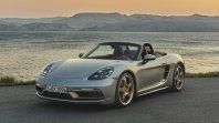 Jubilejnih 25 let Porscheja Boxsterja